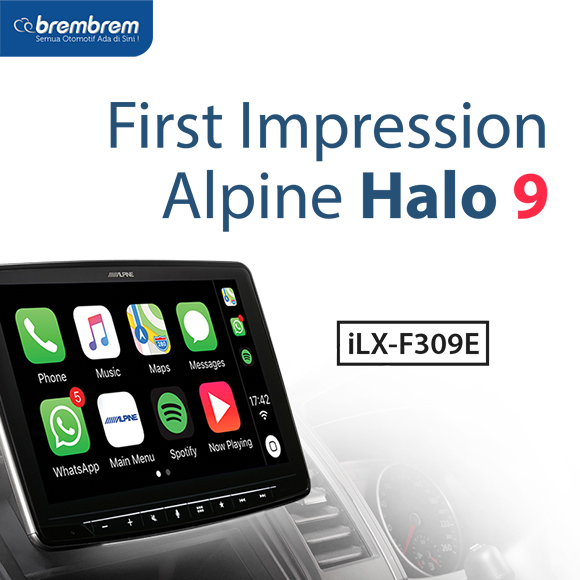 https://www.brembrem.com/First Impression Alpine Halo9