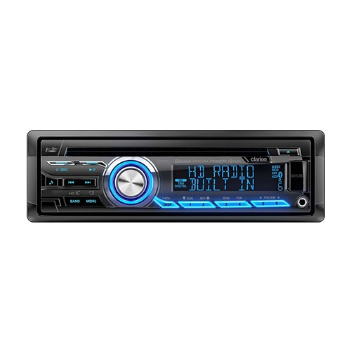 CLARION CZ 315 A - HEADUNIT SINGLE DIN