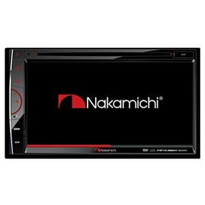 NAKAMICHI NA 5502 GPS - HEAD UNIT DOUBLE DIN