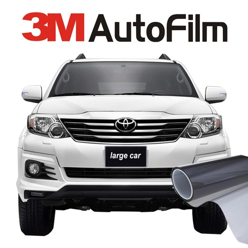 KACA FILM 3M BLACK BEAUTY - (LARGE CAR) KACA DEPAN