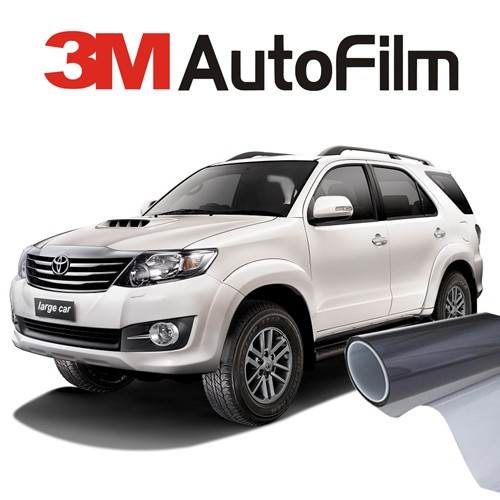 KACA FILM 3M KOMBINASI CRYSTALLINE + BLACK BEAUTY - (LARGE CAR) FULL KACA