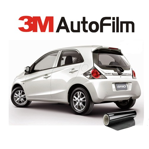 KACA FILM 3M BLACK BEAUTY - (SMALL CAR) KACA SAMPING BELAKANG