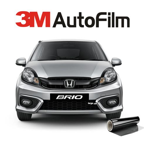 KACA FILM 3M CRYSTALLINE - (SMALL CAR) KACA DEPAN