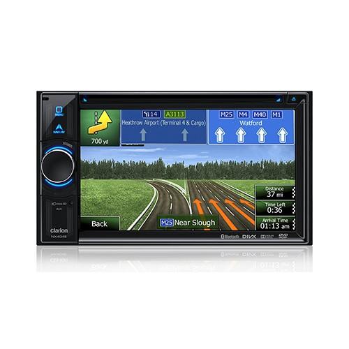 CLARION NX 403 A (GPS NAVIGASI) - HEADUNIT DOUBLE DIN
