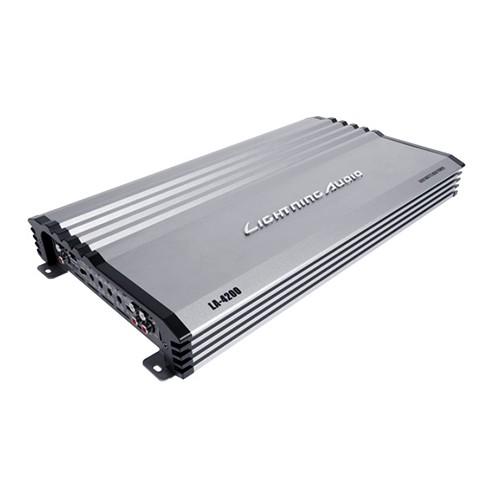 LIGHTNING AUDIO LA4200 - POWER 4 CHANNEL