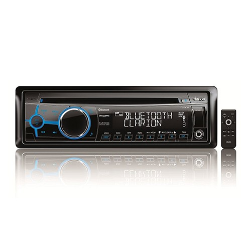 CLARION CZ 302 A - HEADUNIT SINGLE DIN