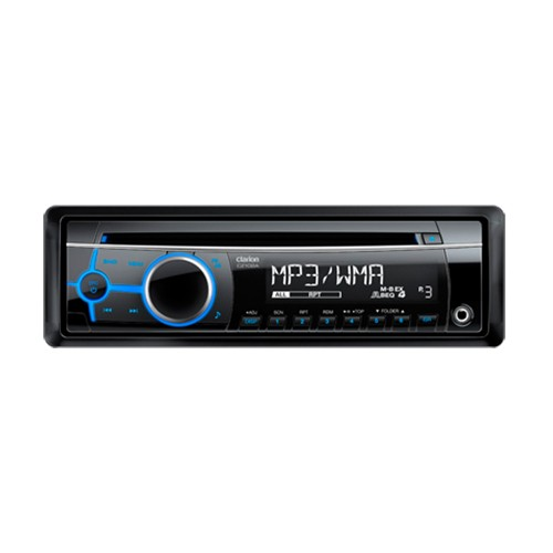 CLARION CZ 102 A - HEADUNIT SINGLE DIN