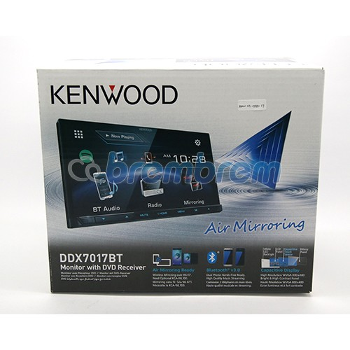 KENWOOD DDX7017BT - HEADUNIT DOUBLE DIN