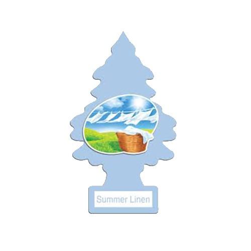 LITTLE TREES SUMMER LINEN - PENGHARUM MOBIL