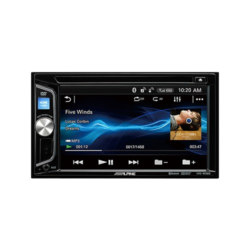 ALPINE IVE-W560BT - HEADUNIT DOUBLE DIN
