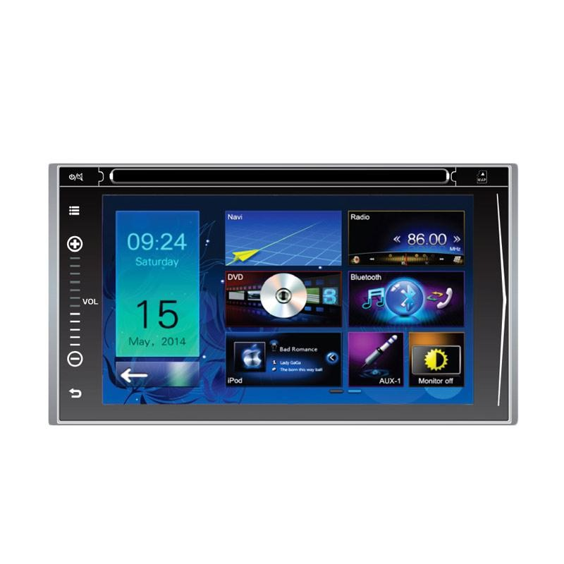 MTECH MM 8801HD GPS - HEADUNIT DOUBLE DIN