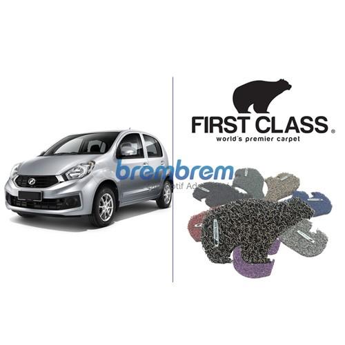 KARPET FIRST CLASS + BAGASI DAIHATSU SIRION