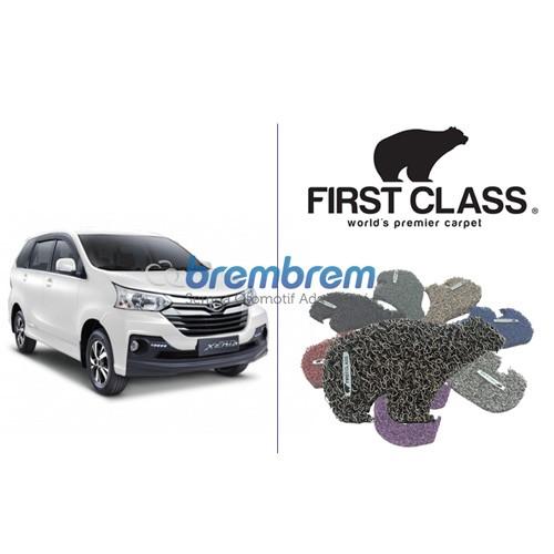 KARPET FIRST CLASS + BAGASI DAIHATSU XENIA