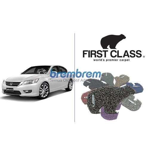 KARPET FIRST CLASS + BAGASI HONDA ACCORD