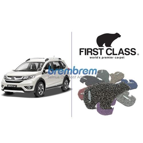 KARPET FIRST CLASS + BAGASI HONDA BRV
