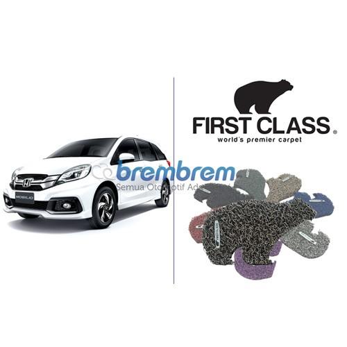 KARPET FIRST CLASS + BAGASI HONDA MOBILIO