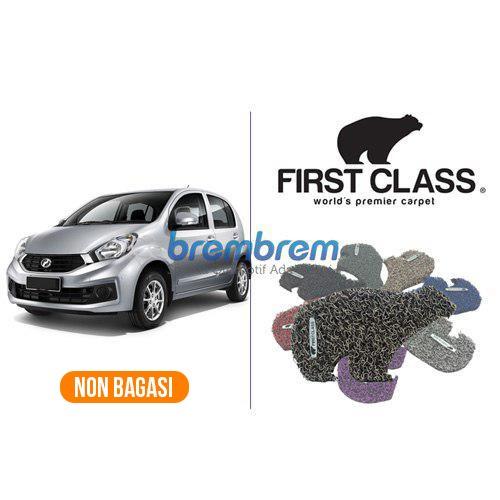 KARPET FIRST CLASS NON BAGASI DAIHATSU SIRION