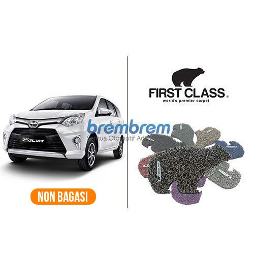 KARPET FIRST CLASS NON BAGASI TOYOTA CAYLA