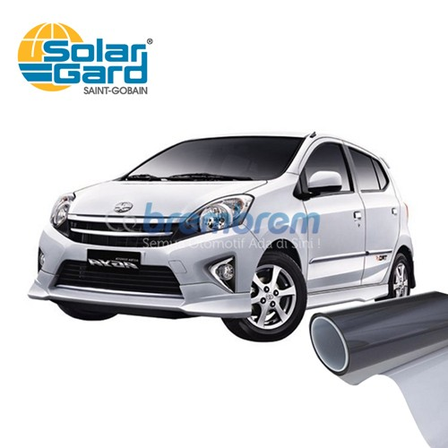 KACA FILM SOLAR GARD BEST PERFORMANCE - (SMALL CAR) FULL KACA