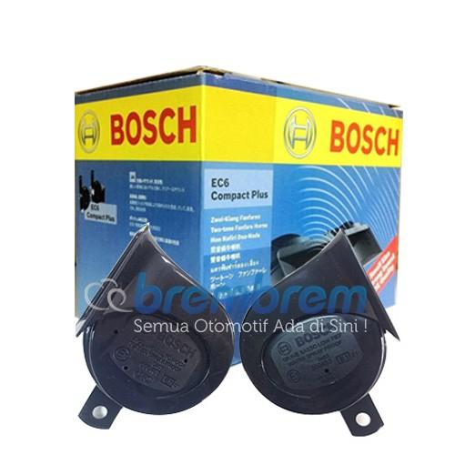 BOSCH EC6 COMPACT PLUS - KLAKSON MOBIL