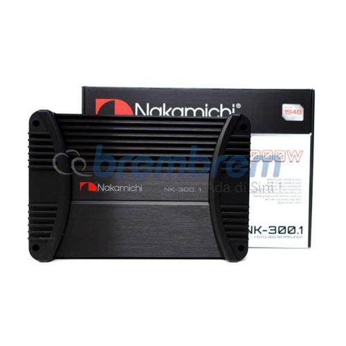 NAKAMICHI NK300.1 - POWER MONOBLOCK