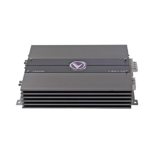 VENOM SILVER SERIES V800.4SII - POWER 4 CHANNEL