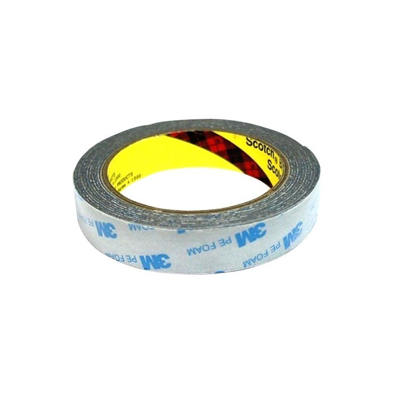 3M 1600T Double Coated PE Foam Tape (Double Tape)
