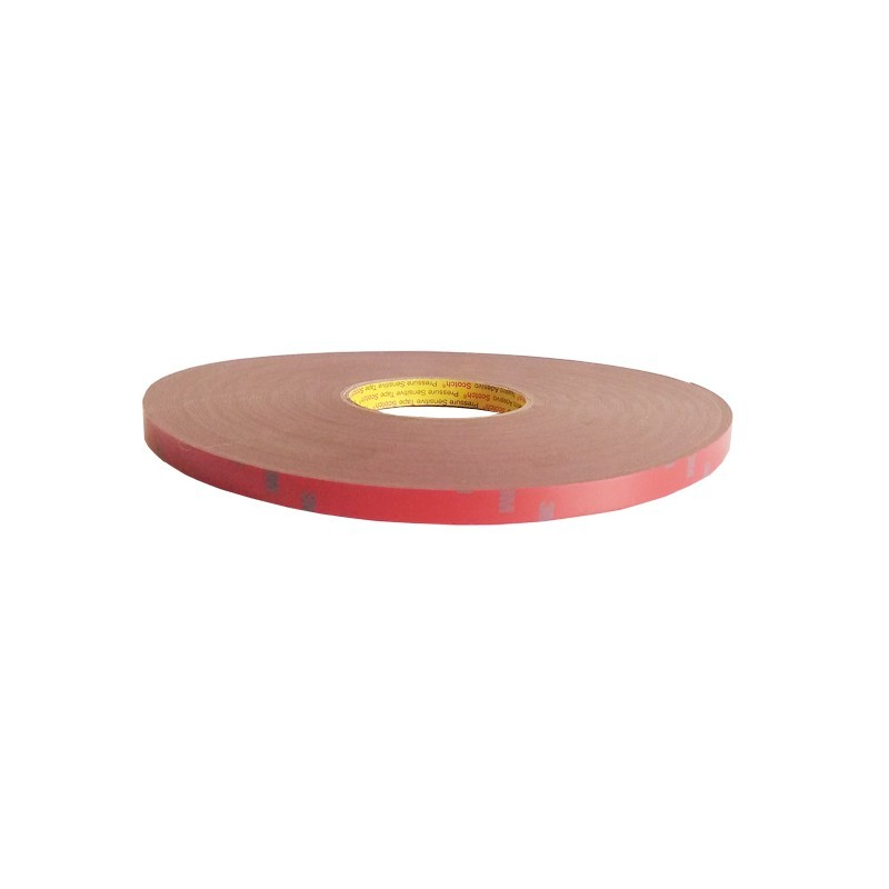 3M AFT Acrylic Foam Tape 5666, 12 mm x 33 m (Double Tape Mobil)