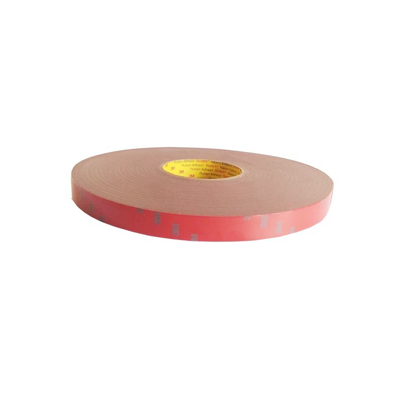 3M AFT Acrylic Foam Tape 5666, 20 mm x 33 m (Double Tape Mobil)