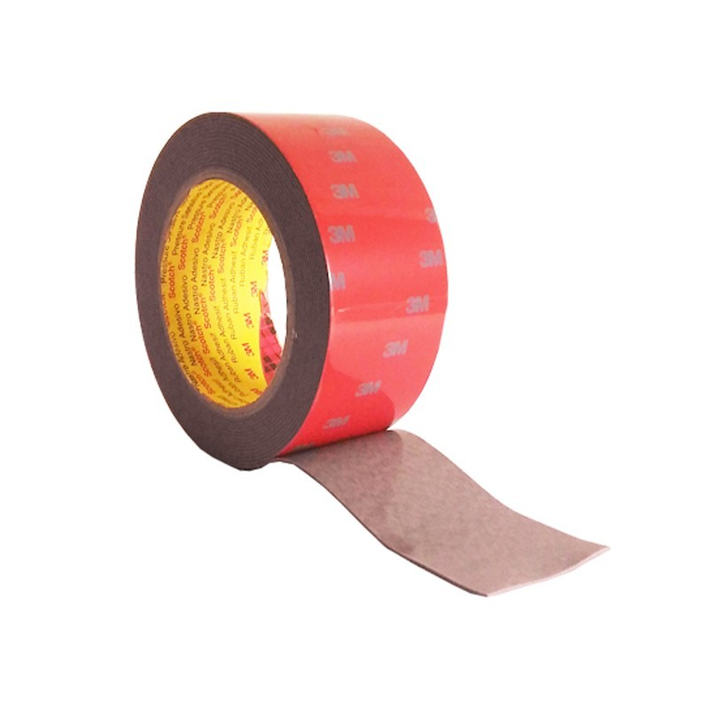 3M AFT Acrylic Foam Tape 5666, 48 mm (Double Tape Mobil)