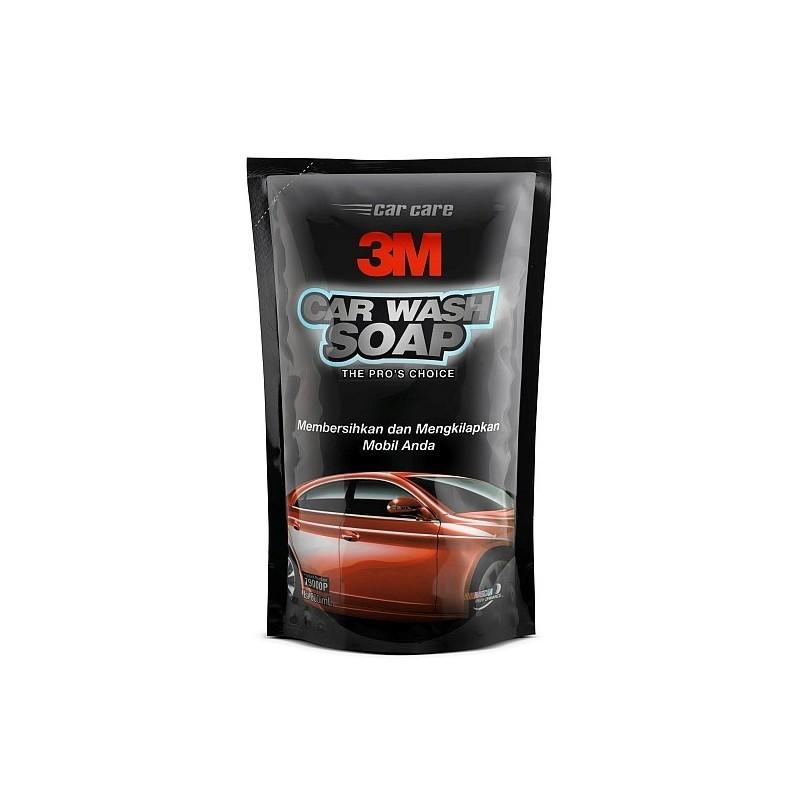 3M Car Wash Soap Pouch (Shampo Cuci Mobil 3M Refill)