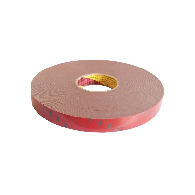 3M AFT Acrylic Foam Tape 5666, 24 mm x 33 m (Double Tape Mobil)