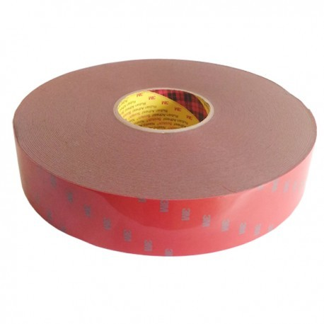 3M AFT Acrylic Foam Tape 5666, 48 mm x 33 m (Double Tape Mobil)