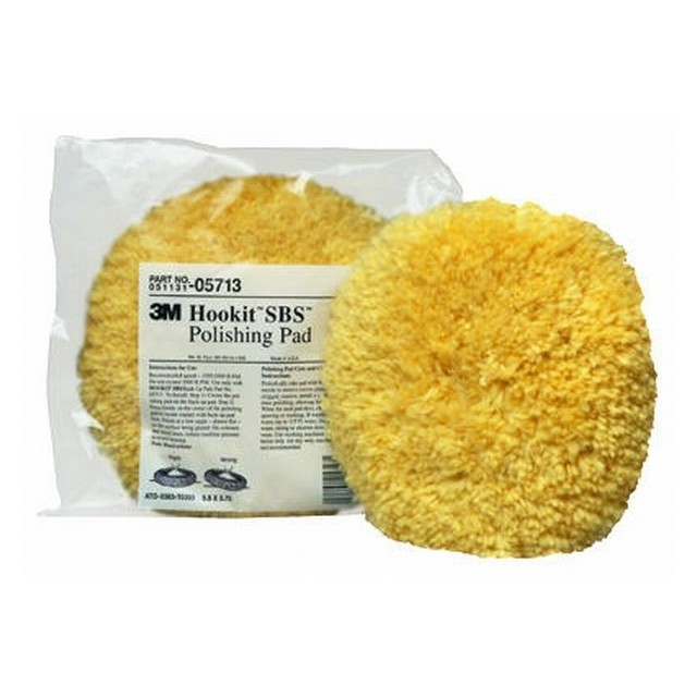 3M Wool Polishing Pad (9 Inch)
