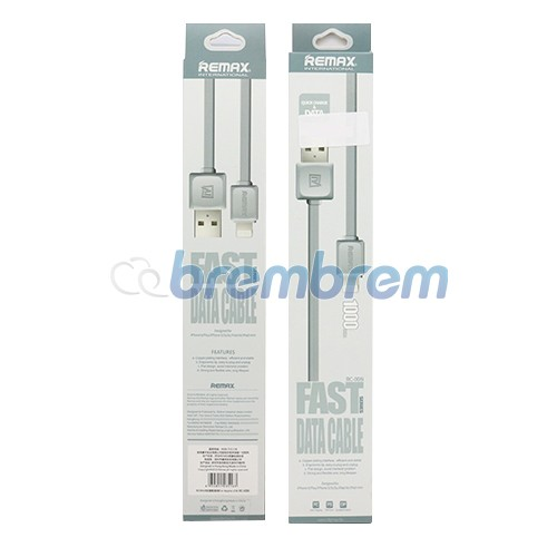REMAX RC 008i - KABEL LIGHTNING SILVER
