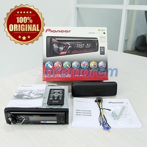 PIONEER DEH S1050UB - HEADUNIT SINGLE DIN