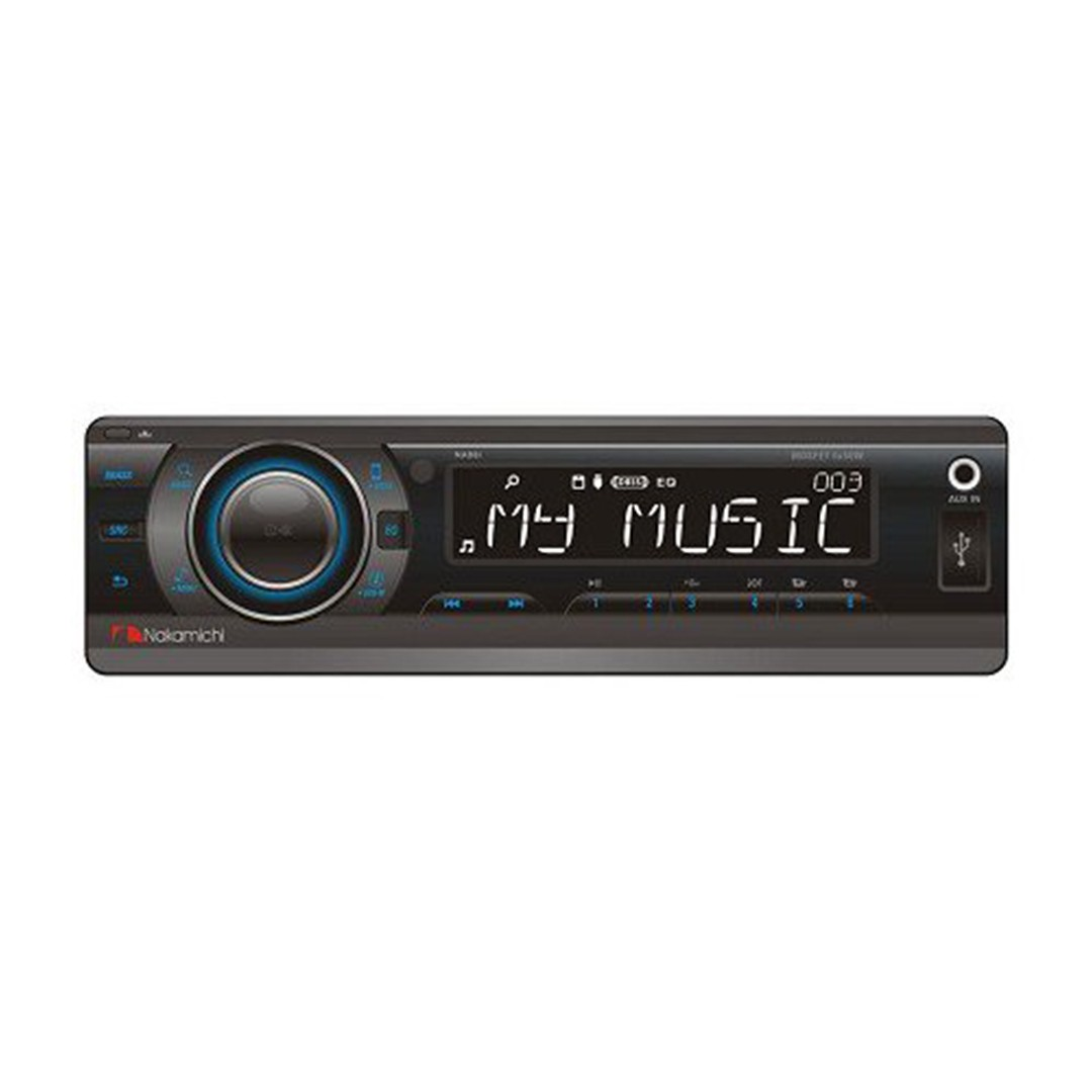 NAKAMICHI NA 88 - HEAD UNIT SINGLE DIN