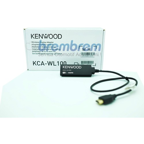 KENWOOD KCA WL100 - DONGLE WiFi