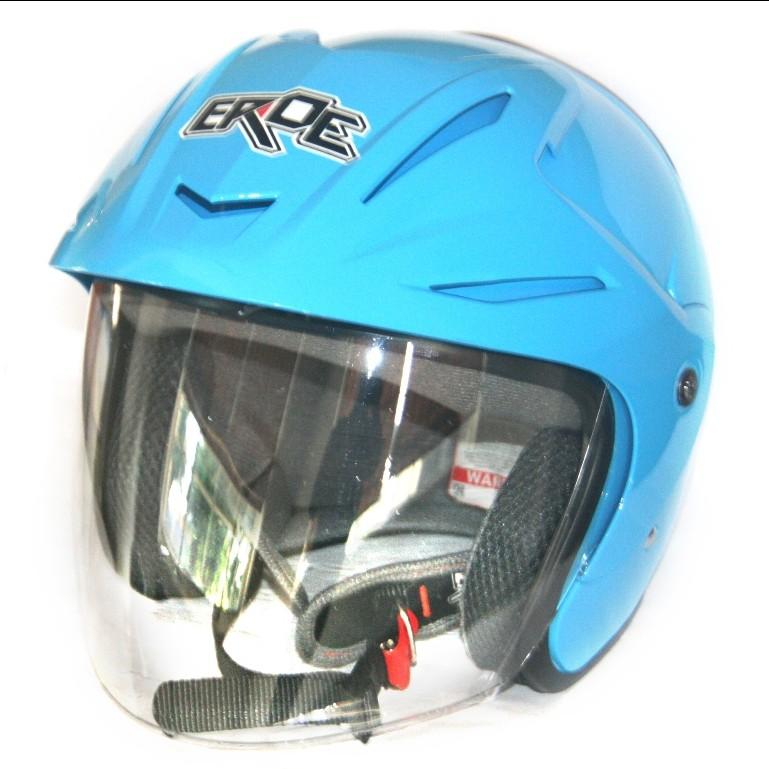 EROE (Blue Marine) - Solid - Half Face Helmet
