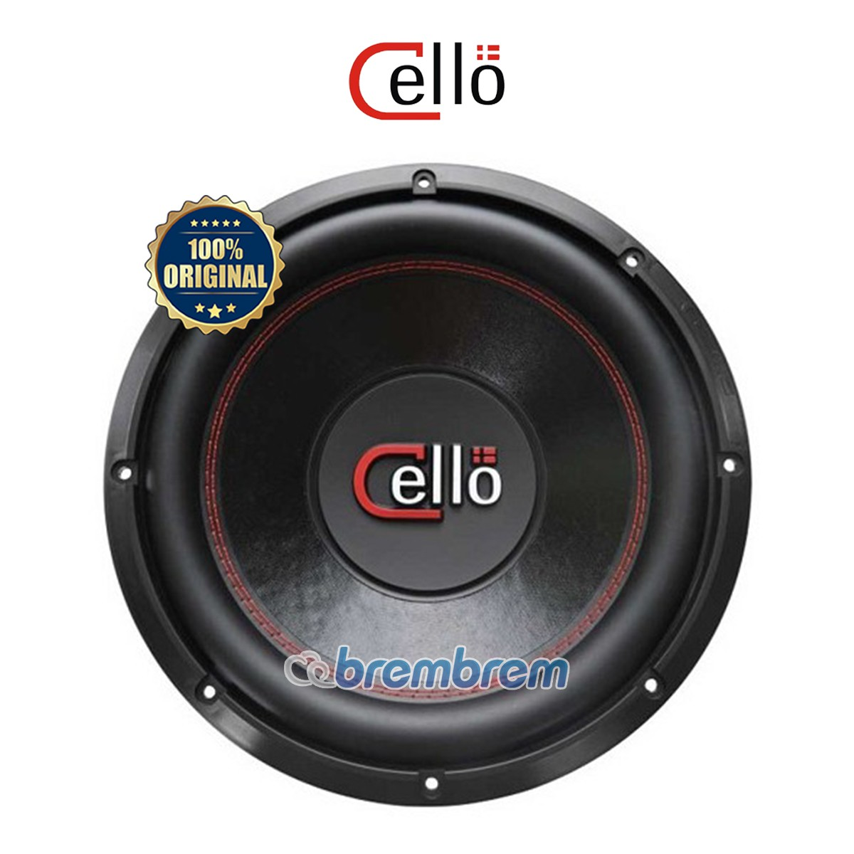 CELLO S12 DVC 4 - SUBWOOFER PASIF