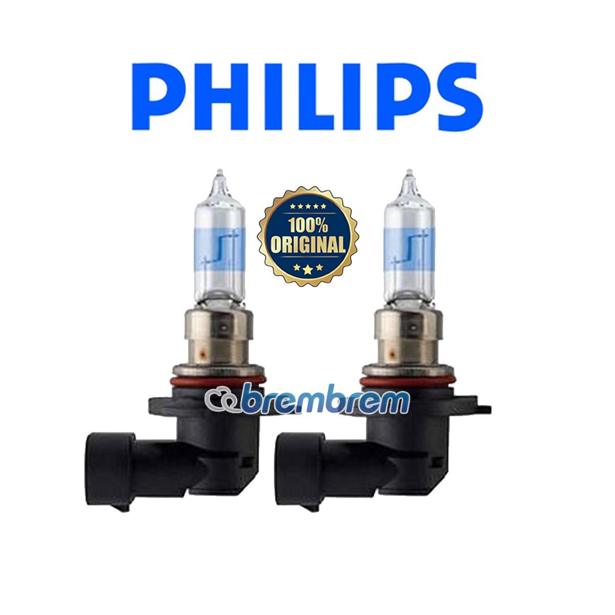 PHILIPS WHITE VISION HB3 (4100K) - LAMPU HALOGEN