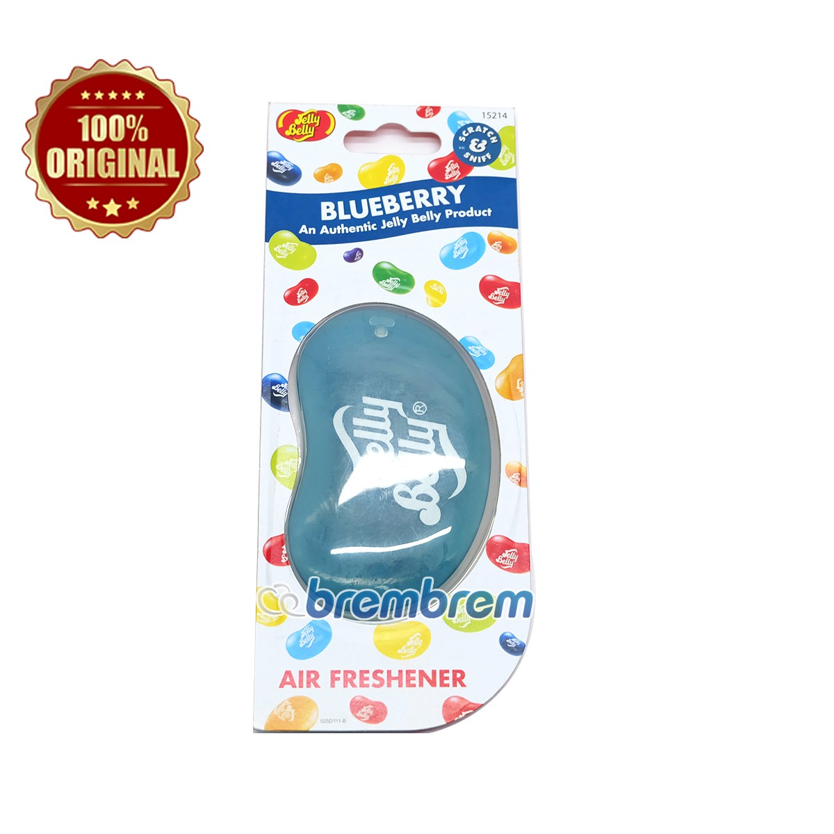 JELLY BELLY AROMA BLUEBERRY - PENGHARUM MOBIL
