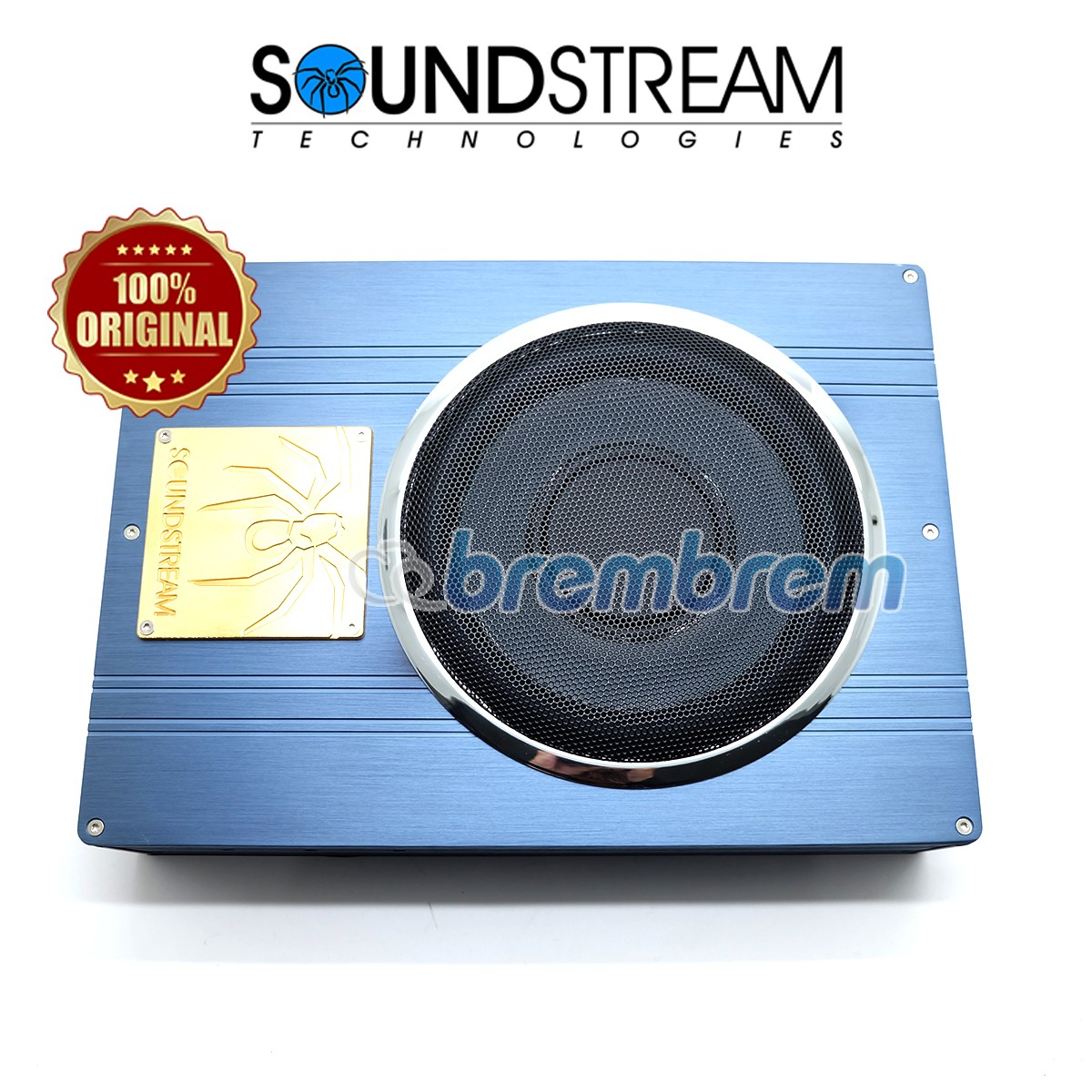 SOUNDSTREAM RFM 8.2 - SUBWOOFER AKTIF