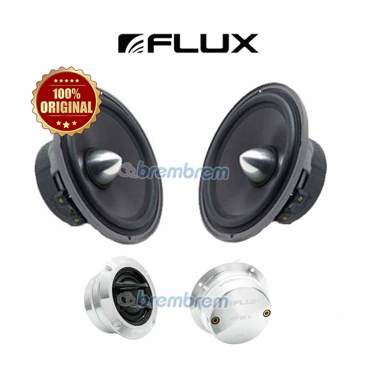 FLUX MC COMP 261 - SPEAKER 2 WAY