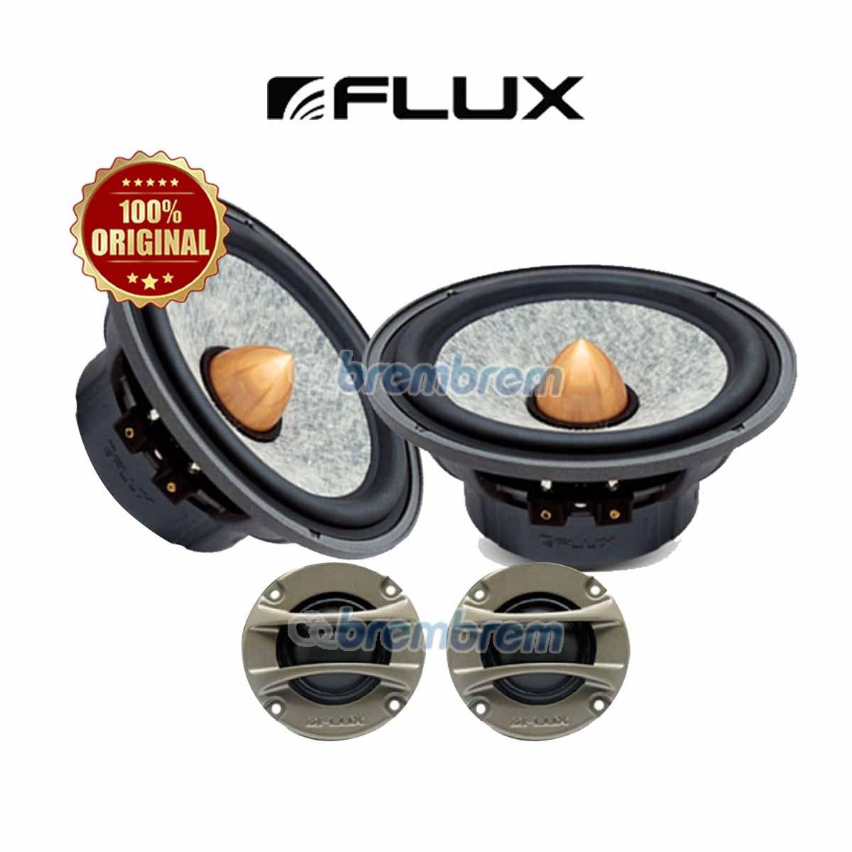 FLUX RC 270 - SPEAKER 2 WAY