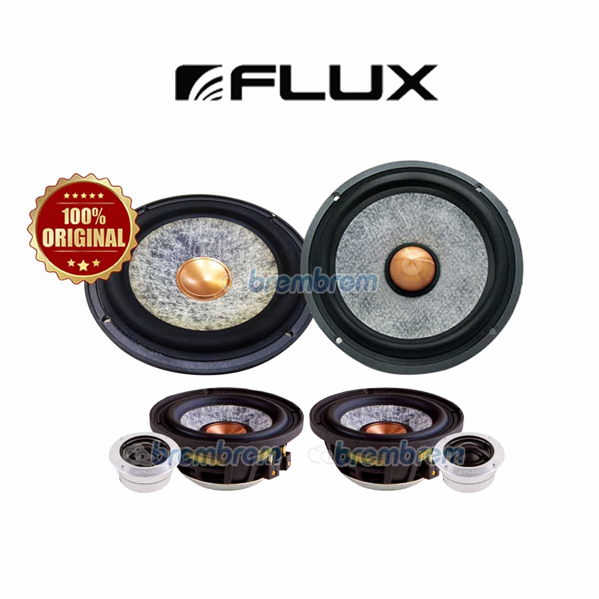 FLUX RC 361 - SPEAKER 3 WAY