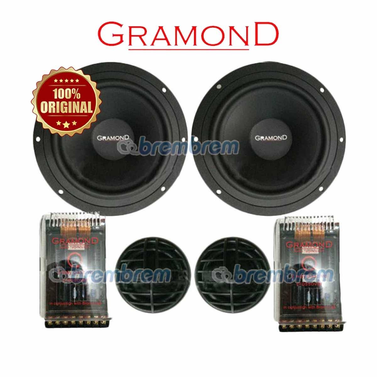 GRAMOND R1 - SPEAKER 2 WAY (PREORDER)