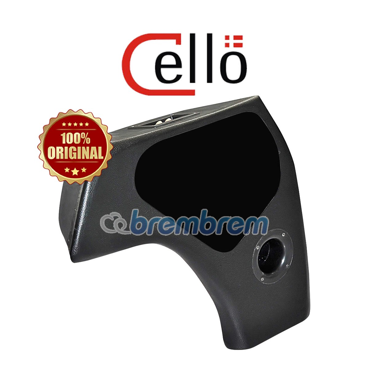 CELLO SOLUTION FOR TOYOTA YARIS 2014 NOW - SUBWOOFER AKTIF