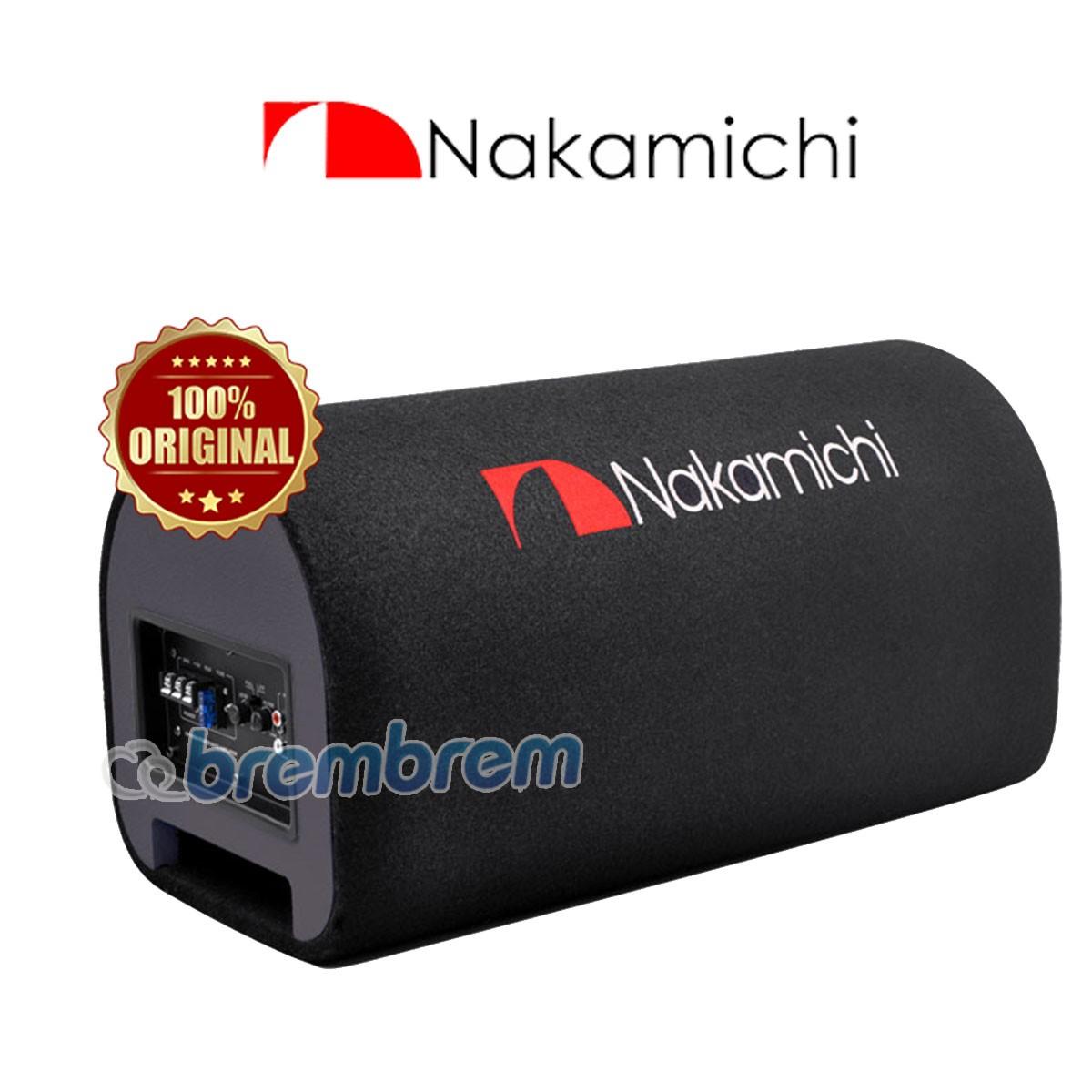 NAKAMICHI NBT8A - SUBWOOFER AKTIF (PREORDER)