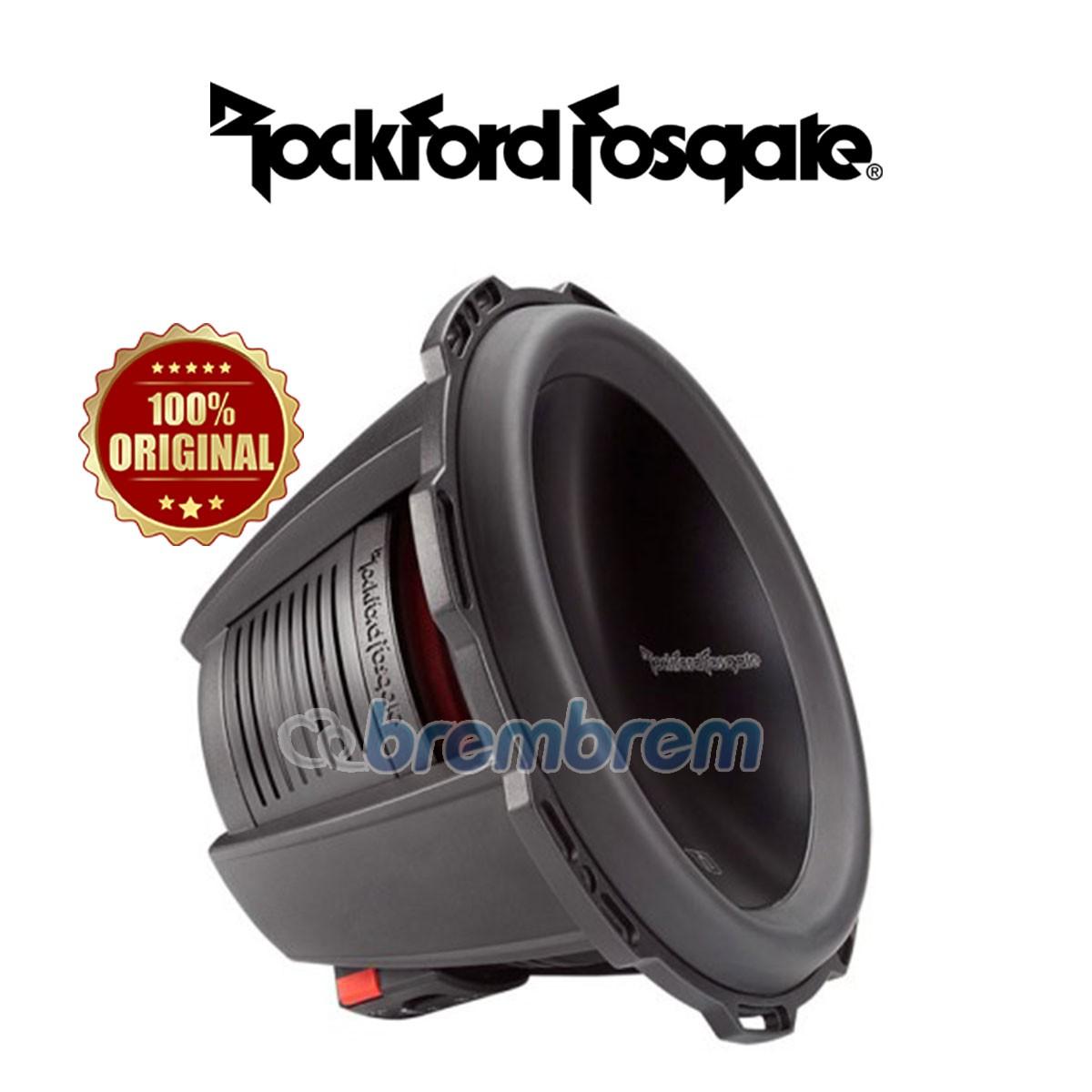 ROCKFORD FOSGATE T0D2-12 - SUBWOOFER PASIF